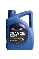 Gear Oil Power SAE 85W-140