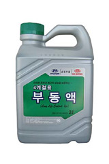 Long Life Coolant, 2yr